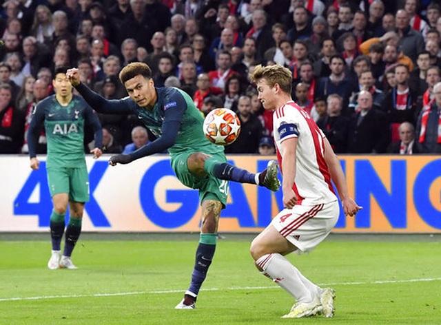 Nhìn lại màn ngược dòng ngoạn mục của Tottenham trước Ajax - 7