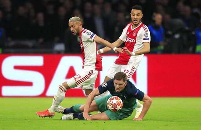 Nhìn lại màn ngược dòng ngoạn mục của Tottenham trước Ajax - 10