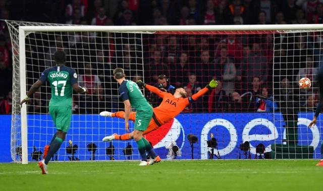 Nhìn lại màn ngược dòng ngoạn mục của Tottenham trước Ajax - 13