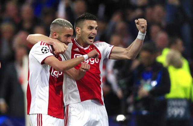Nhìn lại màn ngược dòng ngoạn mục của Tottenham trước Ajax - 14