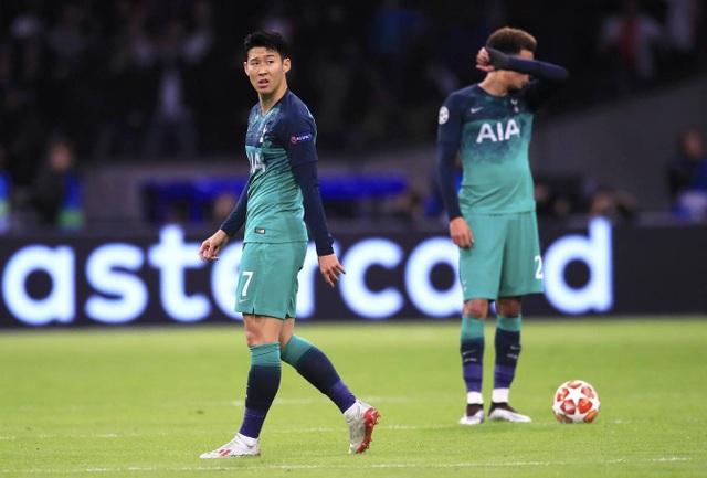 Nhìn lại màn ngược dòng ngoạn mục của Tottenham trước Ajax - 16