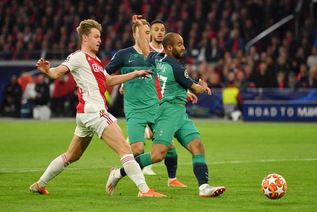 Nhìn lại màn ngược dòng ngoạn mục của Tottenham trước Ajax - 17