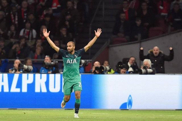 Nhìn lại màn ngược dòng ngoạn mục của Tottenham trước Ajax - 18