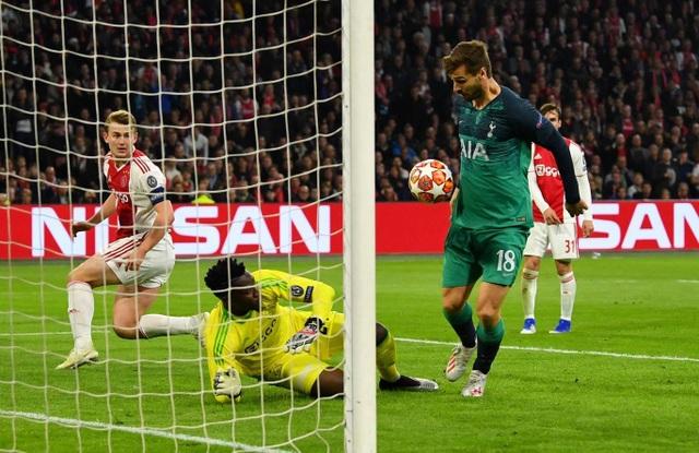 Nhìn lại màn ngược dòng ngoạn mục của Tottenham trước Ajax - 19