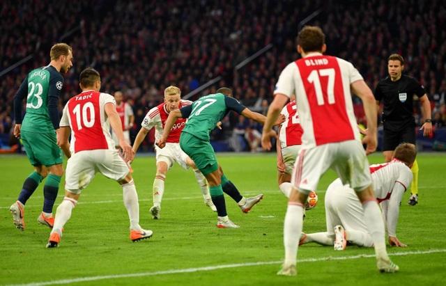 Nhìn lại màn ngược dòng ngoạn mục của Tottenham trước Ajax - 20