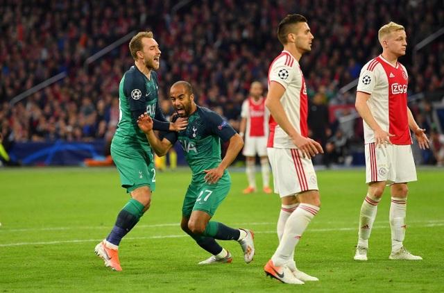 Nhìn lại màn ngược dòng ngoạn mục của Tottenham trước Ajax - 21