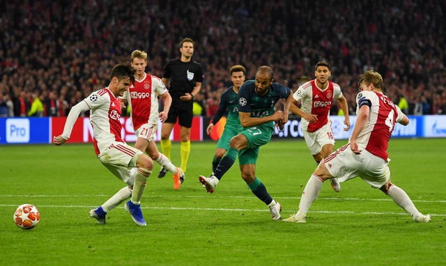 Nhìn lại màn ngược dòng ngoạn mục của Tottenham trước Ajax - 23