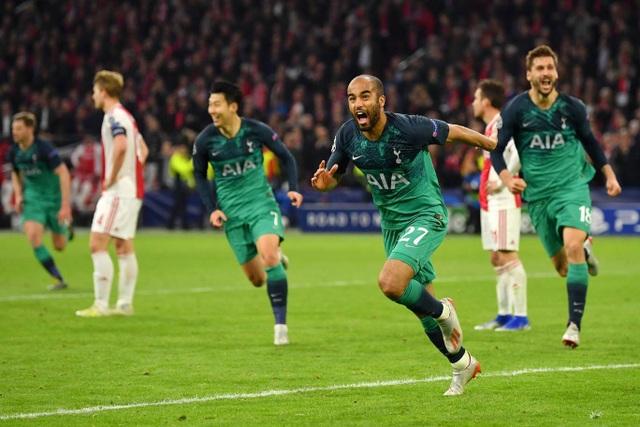 Nhìn lại màn ngược dòng ngoạn mục của Tottenham trước Ajax - 24