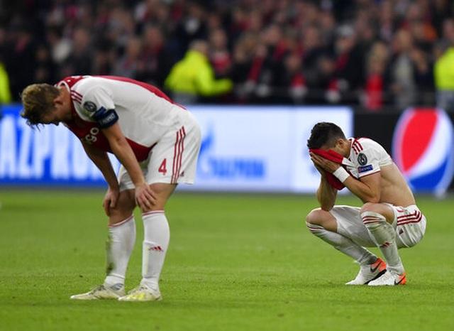 Nhìn lại màn ngược dòng ngoạn mục của Tottenham trước Ajax - 25