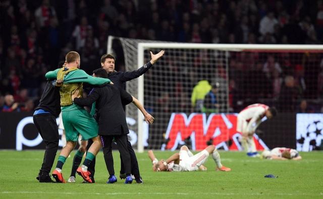 Nhìn lại màn ngược dòng ngoạn mục của Tottenham trước Ajax - 26