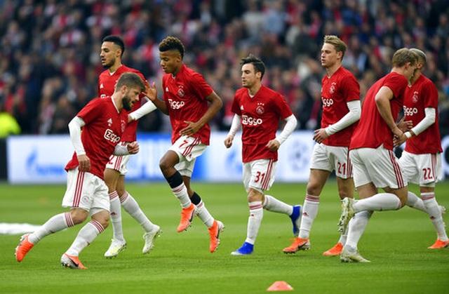 Ajax 2-3 Tottenham: Màn lội ngược dòng khó tin - 22