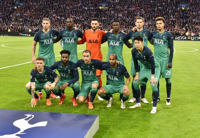 Ajax 2-3 Tottenham: Màn lội ngược dòng khó tin - 21