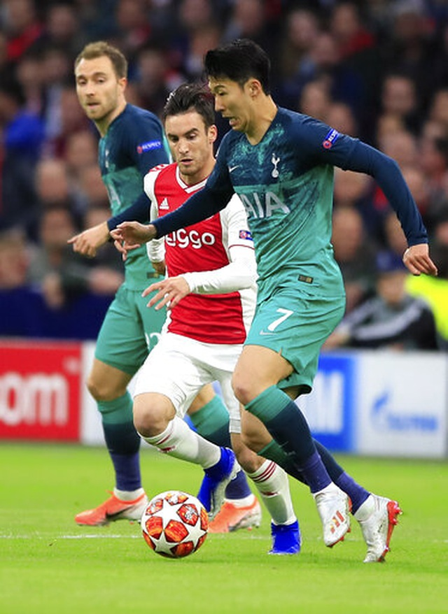 Ajax 2-3 Tottenham: Màn lội ngược dòng khó tin - 17