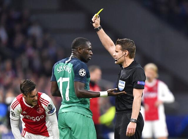 Ajax 2-3 Tottenham: Màn lội ngược dòng khó tin - 16