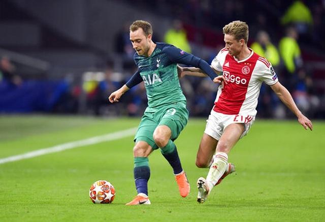 Ajax 2-3 Tottenham: Màn lội ngược dòng khó tin - 12