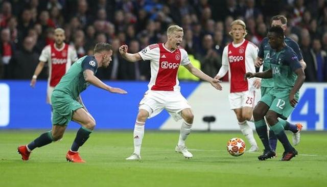 Chấm điểm cầu thủ trận Ajax 2-3 Tottenham: Lucas Moura xuất sắc nhất - 2