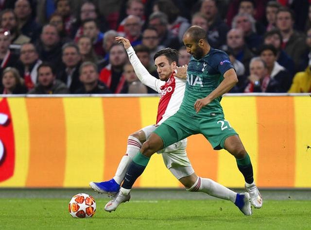 Ajax 2-3 Tottenham: Màn lội ngược dòng khó tin - 7