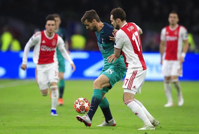 Ajax 2-3 Tottenham: Màn lội ngược dòng khó tin - 8