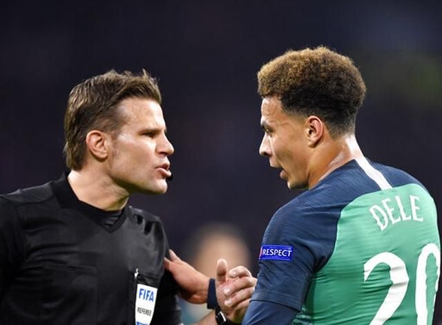 Ajax 2-3 Tottenham: Màn lội ngược dòng khó tin - 6