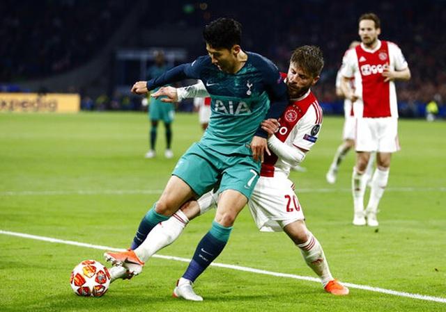 Ajax 2-3 Tottenham: Màn lội ngược dòng khó tin - 5