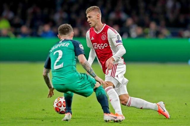 Chấm điểm cầu thủ trận Ajax 2-3 Tottenham: Lucas Moura xuất sắc nhất - 1