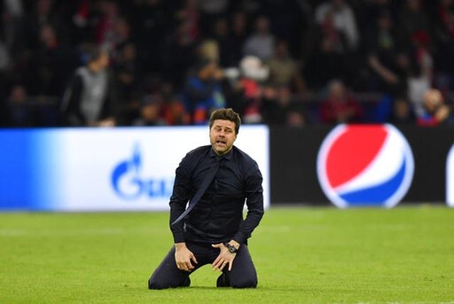 Ajax 2-3 Tottenham: Màn lội ngược dòng khó tin - 3