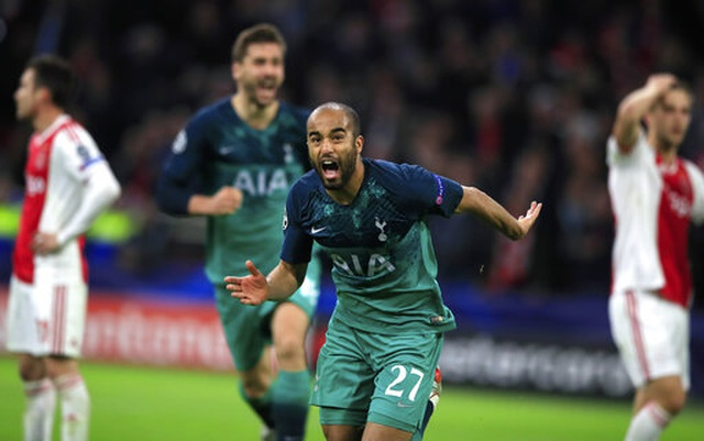 Ajax 2-3 Tottenham: Màn lội ngược dòng khó tin - 2