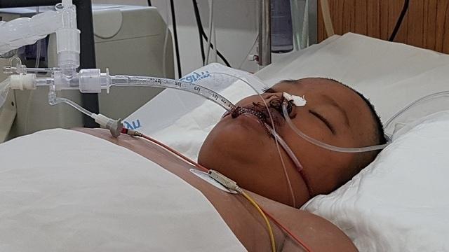 Xót xa bé gái 13 tuổi bị bệnh hiểm nghèo trở về từ Campuchia đang chới với giữa lằn ranh sự sống - 6