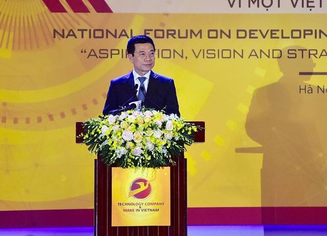 """Bộ trưởng Nguyễn Mạnh Hùng: """"Khó khăn và thách thức là nhân tố chính để tạo nên một DN hàng đầu"""" - 2"""
