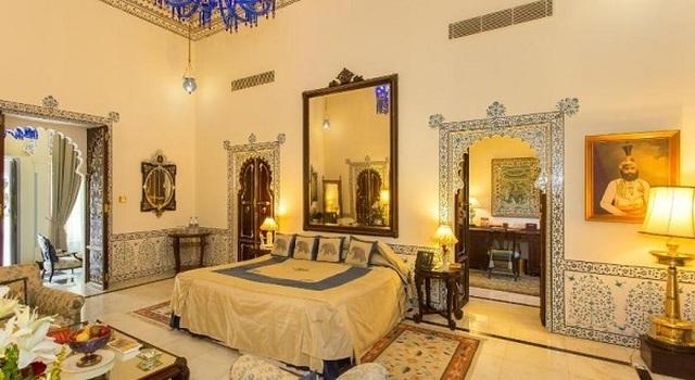 Choáng ngợp 8 khách sạn từng là cung điện xa hoa bậc nhất đất Phật - 11