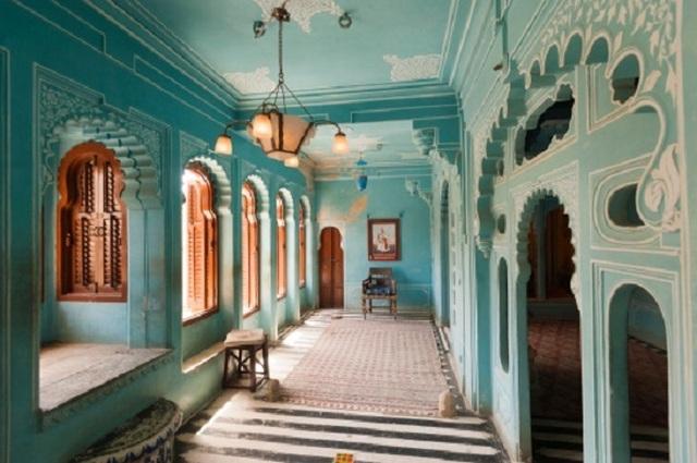Choáng ngợp 8 khách sạn từng là cung điện xa hoa bậc nhất đất Phật - 14