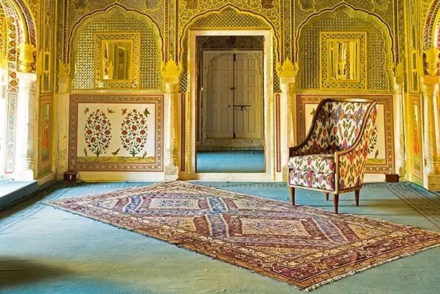 Choáng ngợp 8 khách sạn từng là cung điện xa hoa bậc nhất đất Phật - 16