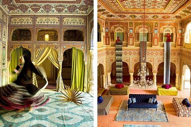 Choáng ngợp 8 khách sạn từng là cung điện xa hoa bậc nhất đất Phật - 18