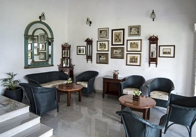 Choáng ngợp 8 khách sạn từng là cung điện xa hoa bậc nhất đất Phật - 20
