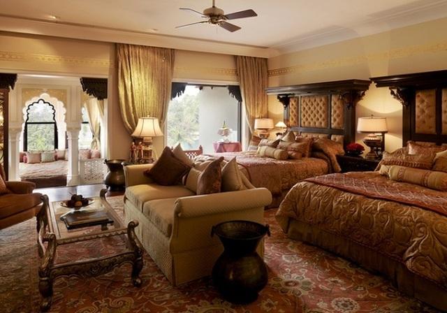 Choáng ngợp 8 khách sạn từng là cung điện xa hoa bậc nhất đất Phật - 6
