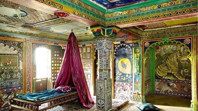 Choáng ngợp 8 khách sạn từng là cung điện xa hoa bậc nhất đất Phật - 7