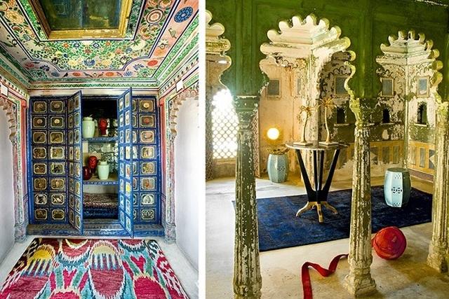 Choáng ngợp 8 khách sạn từng là cung điện xa hoa bậc nhất đất Phật - 9