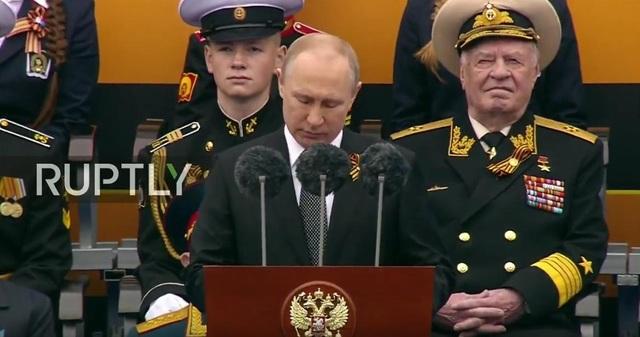 13.000 binh sĩ Nga duyệt binh trên Quảng trường Đỏ kỷ niệm chiến thắng phát xít - 37