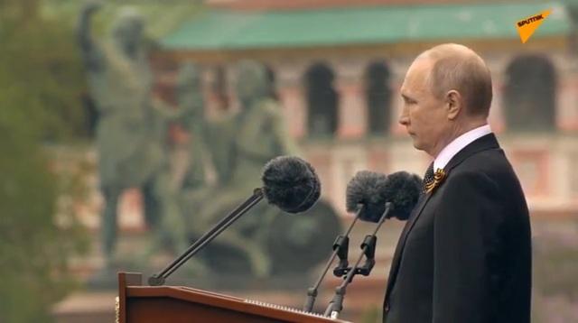 13.000 binh sĩ Nga duyệt binh trên Quảng trường Đỏ kỷ niệm chiến thắng phát xít - 38