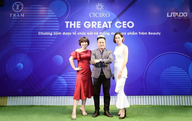 """The Great CEO"" tạo cơn sốt trong cộng đồng kinh doanh, marketing - 1"