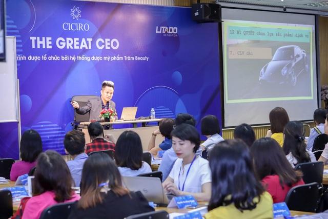 """The Great CEO"" tạo cơn sốt trong cộng đồng kinh doanh, marketing - 4"