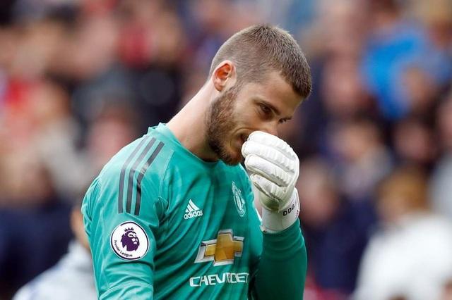 10 thủ môn xuất sắc nhất mùa giải 2018/19: De Gea đứng thứ 7 - 4