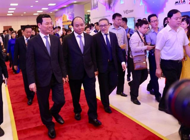 Thủ tướng: DN công nghệ là hạt nhân để thực hiện khát vọng dân tộc hoá rồng - 1