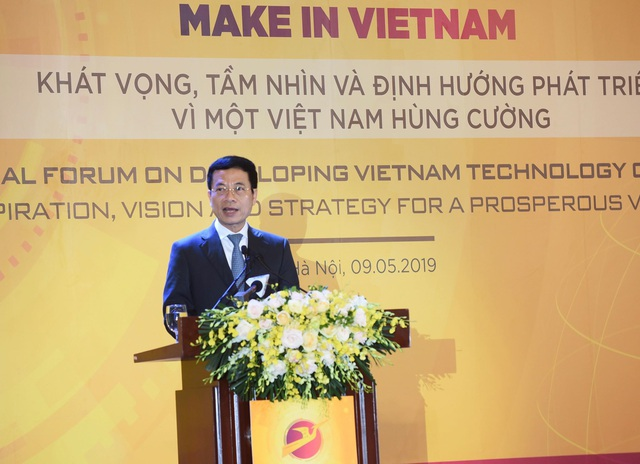 """Bộ trưởng Nguyễn Mạnh Hùng: """"Việt Nam là cái nôi để DN Việt giải các bài toán toàn cầu"""" - 5"""