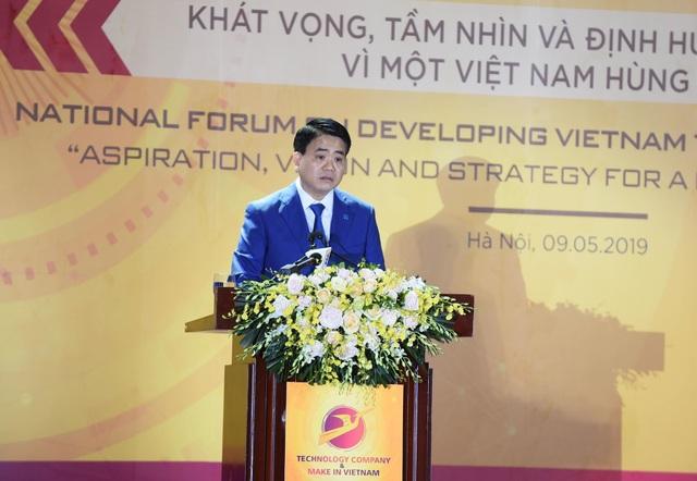 Thủ tướng: DN công nghệ là hạt nhân để thực hiện khát vọng dân tộc hoá rồng - 9