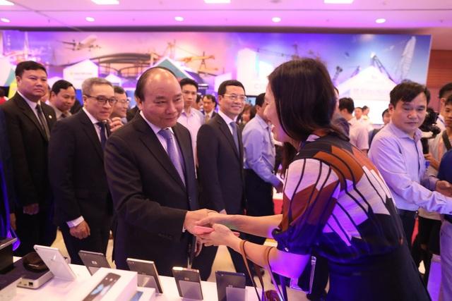 Thủ tướng: DN công nghệ là hạt nhân để thực hiện khát vọng dân tộc hoá rồng - 3