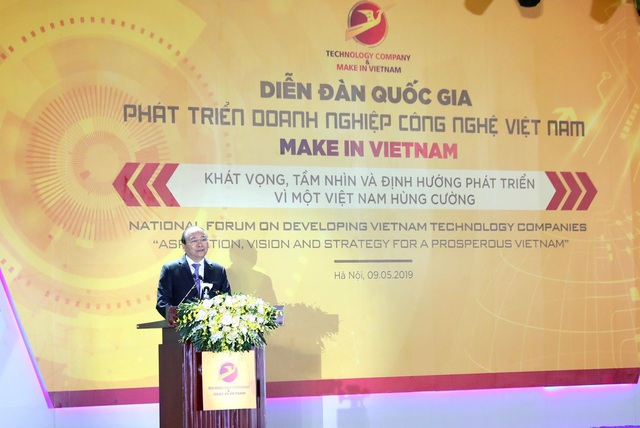 Thủ tướng: DN công nghệ là hạt nhân để thực hiện khát vọng dân tộc hoá rồng - 10