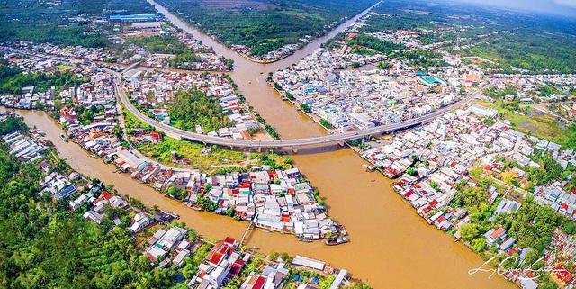 """BĐS Đồng bằng sông Cửu Long: """"Rồng Sóc Trăng"""" chuyển mình - 1"""