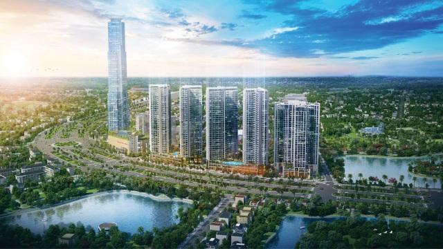 DKRA Vietnam tiếp thị và phân phối dự án Eco-Green Saigon - 1