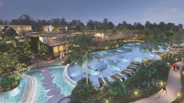 3 khu vực tiện ích đỉnh tại dự án Palm Garden (Quận 2) - 2